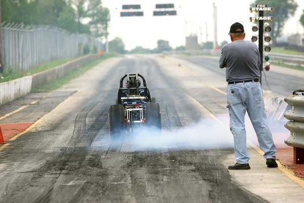 5-31-13<br /> Bunker Hill Drag Strip - an 1/8 mile track<br /> KT photo   Tim Bath