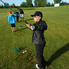 6-4-13<br /> Lessons at Golf Hollow<br /> Mason Tyler, 9, hitting balls on the driving range.<br /> KT photo | Tim Bath