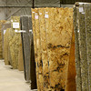 2-5-13     Marble Uniques in Tipton<br /> Warehouse with more slabs of stone being delivered.<br /> KT photo | Tim Bath
