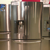 2-7-13<br /> Heartland Kitchen appliances<br /> LG Stainless steel frend door refrigerator exterior<br /> KT photo | Kelly Lafferty