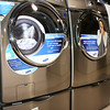 2-7-13<br /> Heartland Kitchen appliances<br /> Samsung gray washer and dryer<br /> KT photo | Kelly Lafferty