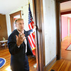 10-6-13  --  Shawn Clements ownes the Dunham house in Kempton, Ind. The Dunham family is part of the President Barack Obama family ancestry.<br />   KT photo | Tim Bath