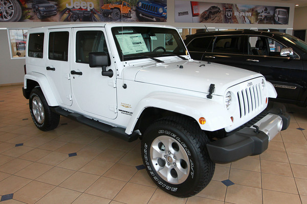7-30-13<br /> Button Motors<br /> Jeep Wrangler<br /> KT photo | Kelly Lafferty