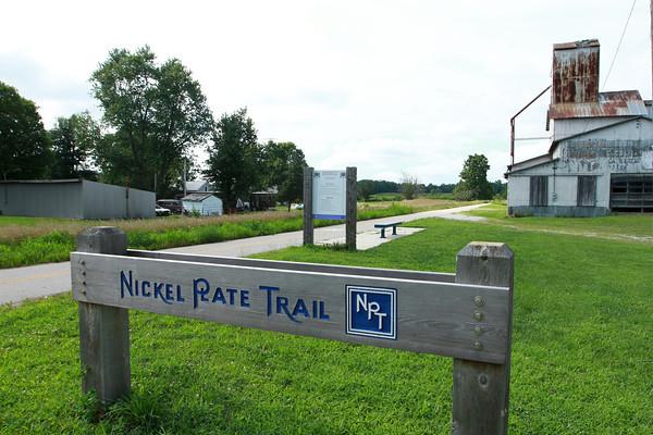 7-23-13<br /> Nickel Plate trail<br /> The Nickel Plate trail runs through Deedsville, Ind.<br /> KT photo | Kelly Lafferty