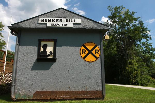 7-23-13<br /> Nickel Plate trail<br /> Scenery along the Nickel Plate trail near Bunker Hill.<br /> KT photo | Kelly Lafferty