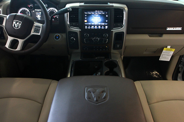 7-30-13<br /> Button Motors<br /> 2500 Ram touch screen radio<br /> KT photo   Kelly Lafferty