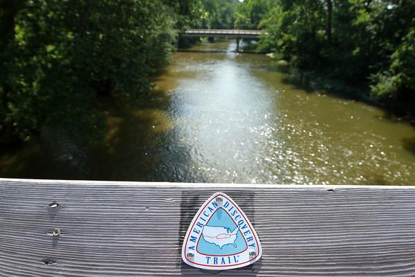 7-23-13<br /> Nickel Plate trail<br /> Eel river<br /> KT photo | Kelly Lafferty