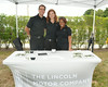 James Ecklund, Jessica Ecklund, Venus Francois<br /> photo by Rob Rich/SocietyAllure.com © 2014 robwayne1@aol.com 516-676-3939