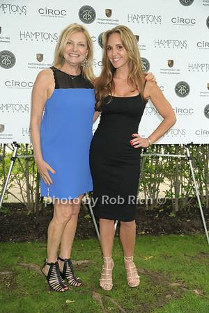 Debra Halpert, Andrea Correale photo by Rob Rich/SocietyAllure.com © 2014 robwayne1@aol.com 516-676-3939