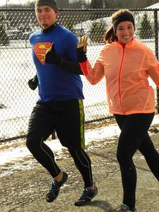 Hangover Half Marathon & Bill Hogan 3 Miler