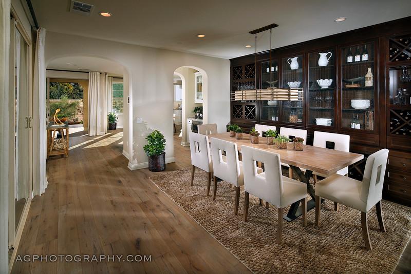 Hanover Models by Standard Pacific Homes, Camarillo, CA, 1/8/15.