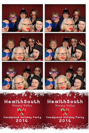 HealthSouth Holiday Party 2016