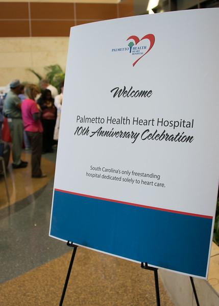 Heart Hospital 10 Year Celebration