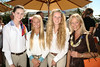 Caleigh Kiembock, Hanna Jungck, Roz O'donoghue, and  Karen Bocksell<br /> photo by Rob Rich/SocietyAllure.com © 2014 robwayne1@aol.com 516-676-3939