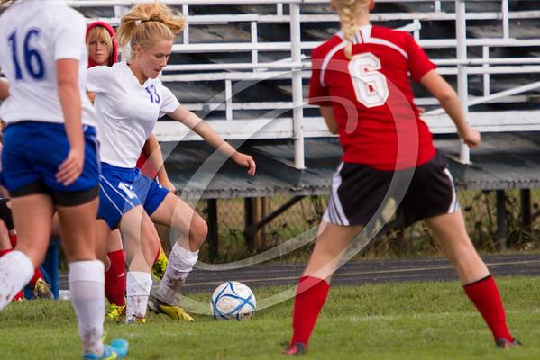 FUHS Girls vs McKinleyville
