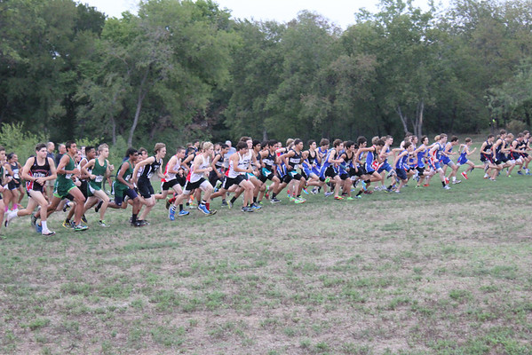 HS Cross Country 100413