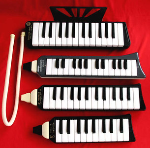 Hohner 26/27 Piano Series Melodicas