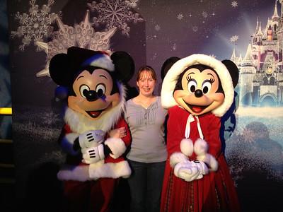 Mickey and Minnie 2011