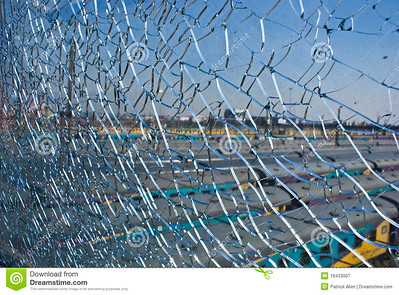 //www.dreamstime.com/royalty-free-stock-photography-broken-safety-glass-barrier-image10433007