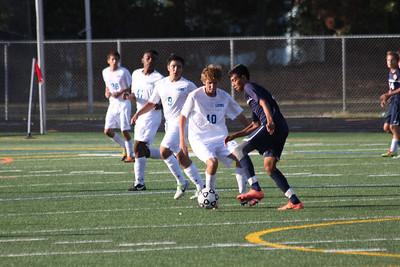 Howard HS JV Soccer Team