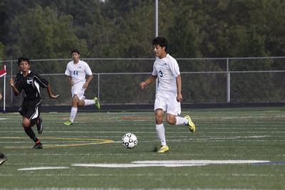 Howard JV Soccer vs. Atholton High School
