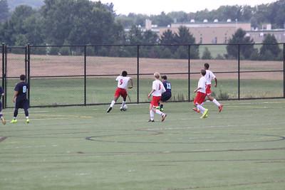 Howard JV Soccer vs Glenelg  HS on 9-11-14