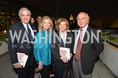 Robert Weinberger , Hugh M. Hefner Foundation, Annual First Amendment Awards, Newseum Rooftop, Tuesday, May 20th, 2104,