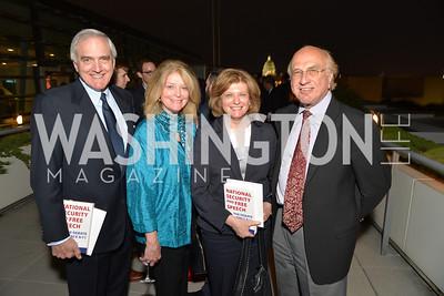 Robert Weinberger , Hugh M. Hefner Foundation, Annual First Amendment Awards, Newseum Rooftop, Tuesday, May 20th, 2104,