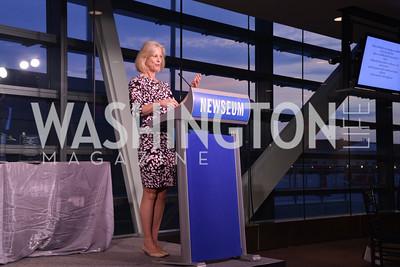 Christie Hefner , Hugh M. Hefner Foundation, Annual First Amendment Awards, Newseum Rooftop, Tuesday, May 20th, 2104,
