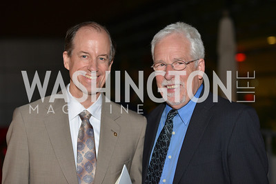 Thomas Drake, Louis Clark , Hugh M. Hefner Foundation, Annual First Amendment Awards, Newseum Rooftop, Tuesday, May 20th, 2104,
