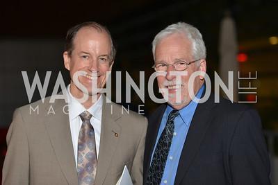 Thomas Drake, Louis Clark , Hugh M. Hefner Foundation, Annual First Amendment Awards, Newseum Rooftop, Tuesday, May 20th, 2104,