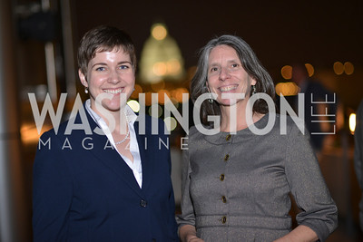 Carrie Sager, Sue Udry , Hugh M. Hefner Foundation, Annual First Amendment Awards, Newseum Rooftop, Tuesday, May 20th, 2104,