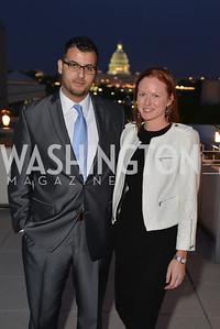 Amanda Warren Muneer Awad , Hugh M. Hefner Foundation, Annual First Amendment Awards, Newseum Rooftop, Tuesday, May 20th, 2104,