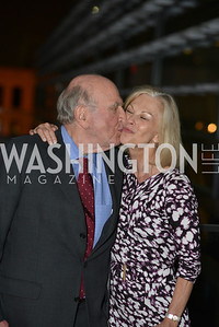 Christie Hefner Norman Dorsen , Hugh M. Hefner Foundation, Annual First Amendment Awards, Newseum Rooftop, Tuesday, May 20th, 2104,