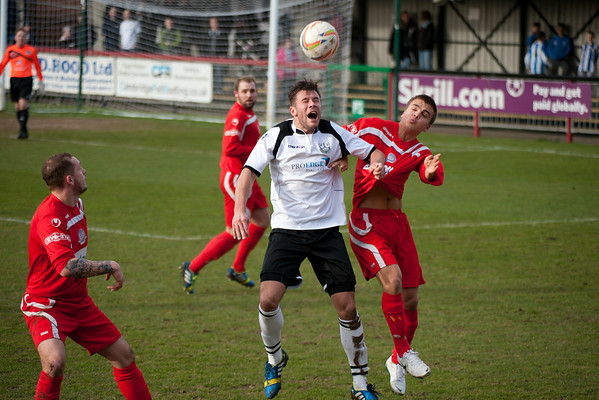 Hungerford Town (h) 21/2/14