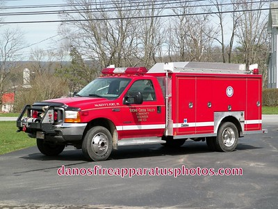 STONE CREEK VALLEY FIRE CO.