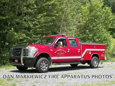 WARRIORS MARK FRANKLIN FIRE CO