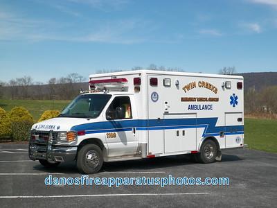 TWIN CREEKS EMS