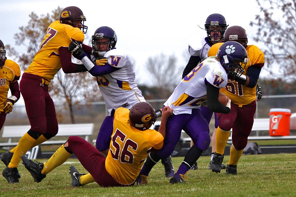 Huskie Football vs Grafton