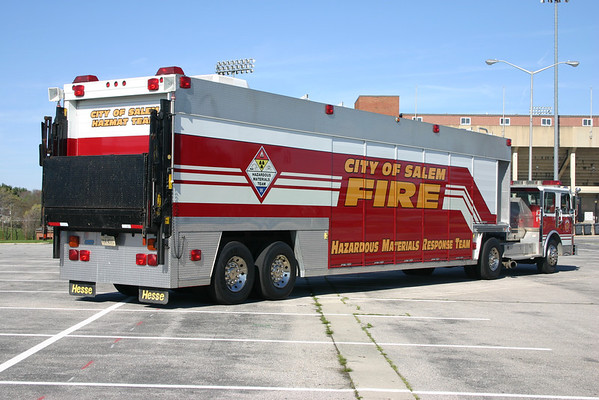City of Salem Fire - EMS - Mike Sanders