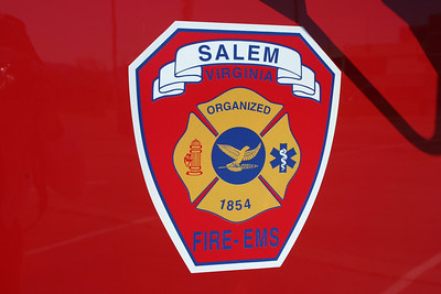 Salem Fire and EMS Department, located outside of Roanoke, Virginia.