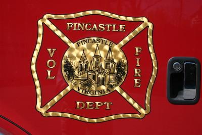 Fincastle Volunteer Fire Department - Botetourt County Station 4.