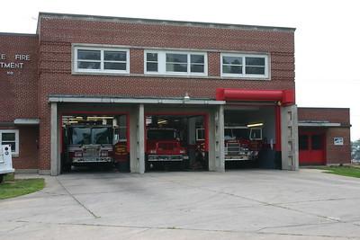 Roanoke City, Virginia Fire Station 2.