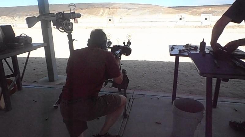 Twin MG-15's