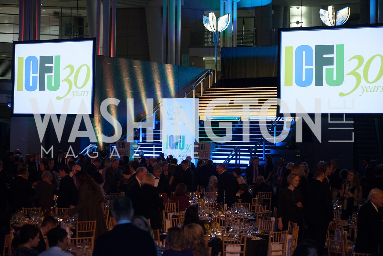 ICFJ 30th Anniversary Awards Dinner