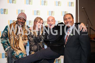 Issa Nyapahaga, Sophie Rousmaniere, Jay Minton, Luis Botello