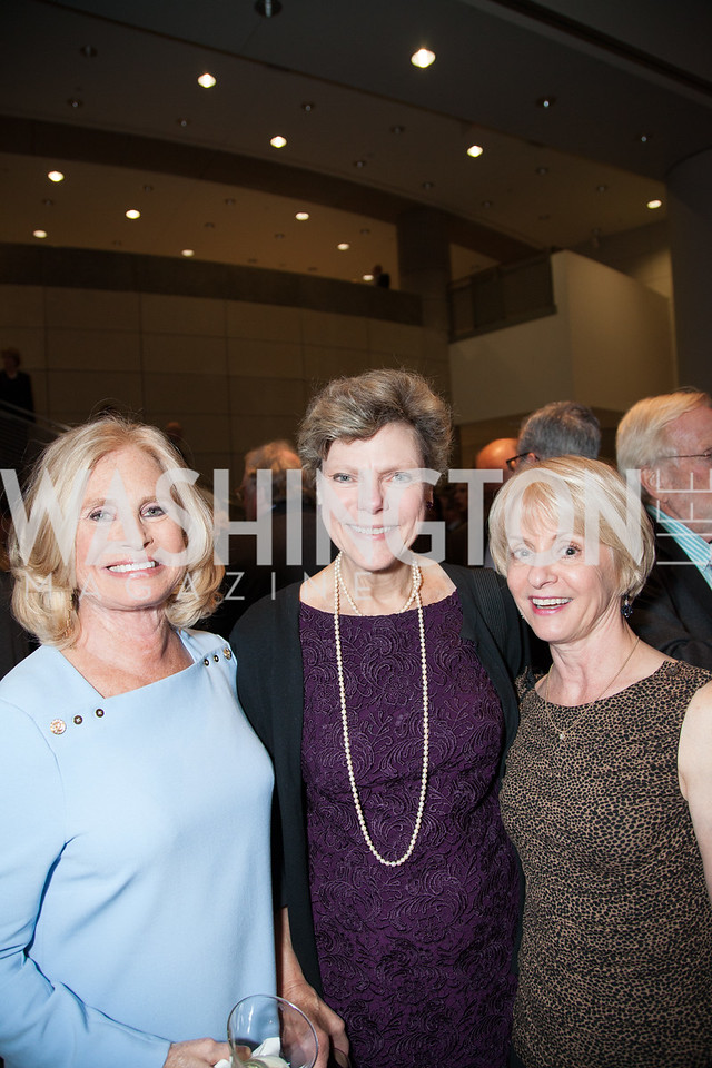 Susan Friedman, cokie Roberts, Marcy Mcginnis