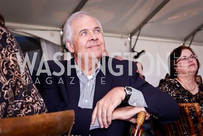 INOVA CEO Knox Singleton. Photo by Tony Powell. INOVA Summit Luncheon. Salamander Resort. November 8, 2014