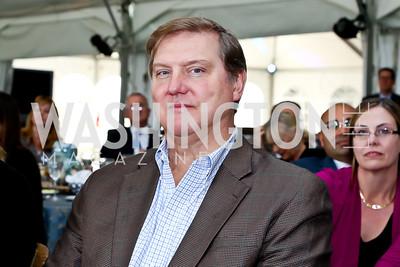 Siemens CEO Eric Spiegel. Photo by Tony Powell. INOVA Summit Luncheon. Salamander Resort. November 8, 2014