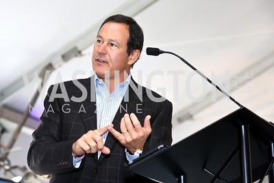 Alan Dabbiere. Photo by Tony Powell. INOVA Summit Luncheon. Salamander Resort. November 8, 2014